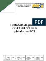 Protocolo de Pruebas Osat Ups Pcs