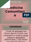 Clase de Medicina Com Unit Aria