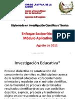Investigacion Sociocritica