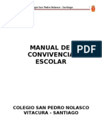Manual de Convivencia Oficial Cspn Vitacura