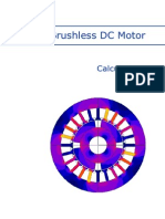 Tutorial Brushless DC Motor Calculations