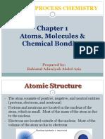 CPE435 Atoms, Molecules & Chem Bonding