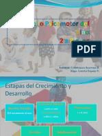 02. Desarrollo Psicomotor del Niño