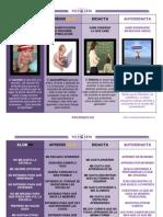 AlumNO, AprendiFELIZ, Didacta y Autodidacta según el TeleGenio