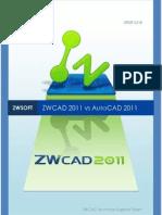 zwcad2011 vs autocad2011