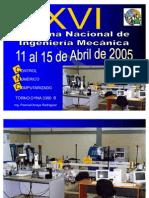 Present XVI 2005