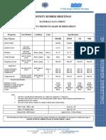 Infinity Rubber Sheet MDS Premium