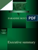 Business Plan Sky City