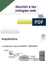 Introducción a las Tecnologías web