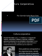 Trabajo de Admin is Trac Ion Cultura Corporativa German Isaias Reyes Soto