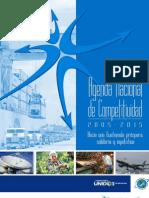 Agenda Nacional de Competitividad 2005-2015. Guatemala