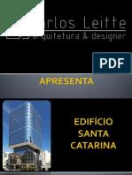 Ruy Ohtake - Ed. Santa Catarina
