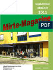 Mirte-Magazine 1 Sept-okt 2011