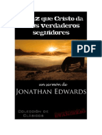 Jonathan Edwards -  Paz Cristo