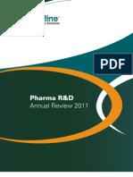 Citeline Pharma RD Annual Review 2011