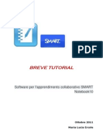 Breve Tutorial Smart Notebook 10