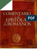 Juan Calvino - Romanos