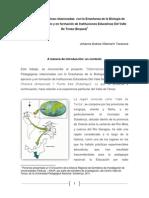 PONENCIA ENCUENTRO ENSEÑANZA DE LA BIOLOGIA_UPN_CVT JOHANNA ANDREA VILLAMARIN