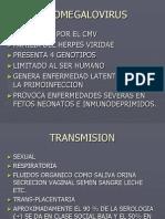 CITOMEGALOVIRUS