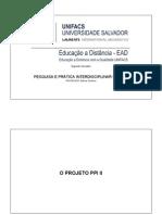 ProjetoPesquisaePraticaInterdisciplinarII