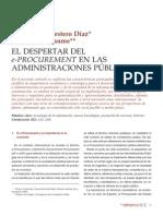 dialnet - El despertar de e-procurement en las administraciones públicas