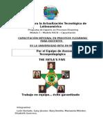 Fase de investigación-thefatlasfive-SCRIBD-elizabethguerrero