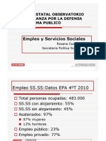 Empleo y SS.SS