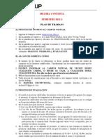 Silabo, Mejora Continua.2011-2