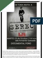 Afiche Serec Oficio+UBICACION