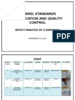 13 Garment Defect Analysis