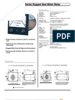 3300 Rugged Seal Datasheet