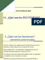 INCOTERMS 2010 (parte1)