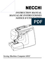 NECCHI 681-spaans