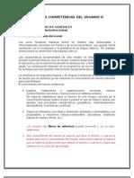 Capitulo 5 Las Competencias Del Usuario o Alumno