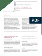 03.020 Protocolo diagnóstico de la linfopenia