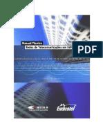 Manual Técnico - Redes de Telecomunicações em Edificações