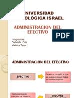 Admin is Trac Ion Del Efectivo