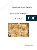 Indumentaria Medieval Femenina en Los Reinos Hispanos, 1170-1230