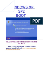 Como Criar um CD do Windows XP boot.