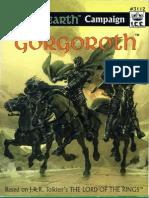 MERP 3112 - Gorgoroth (Maps)