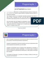 Programação e Algoritmos I e II -  1