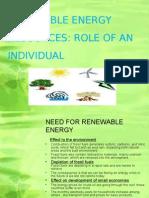 Renewable Energy12