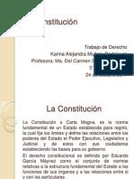 La Constitución de karyna
