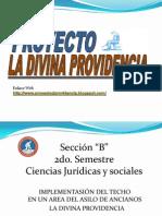 Proyecto Social a Asilo Seccion B