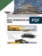 Capital Gazette February Edition Page 1