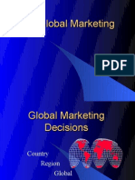 International Marketing First Lecture