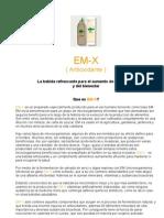 EM- X Spanisch