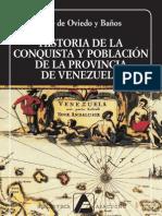 Historia de La Conquista