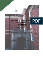 Runkle Handbook 2011-2012