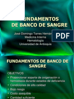 12---Banco de Sangre Fundamentos Sept 2010